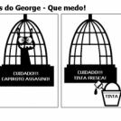 Contos Humoristicos do George - Que medo!