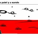 akatsuki buscando a paint y a naruto