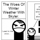 Winter Woes