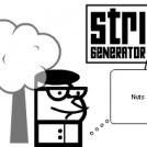 1st Strip: Nuts
