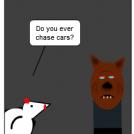 Wolf Distain