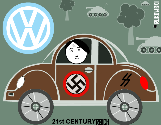 Adolf Hitler and Volkswagen