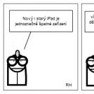 Nový iPad a RH