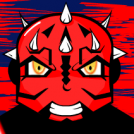 Chibi Darth Maul