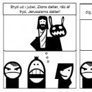 GT: Zakarias' Bog kap. 9,9-10