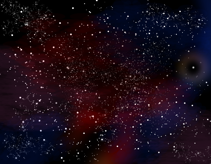 The Play of Interstellar Light