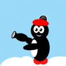 pinguin tank