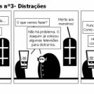 A Casa dos Monstros nº3- Distrações