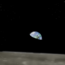 Earth from Moon