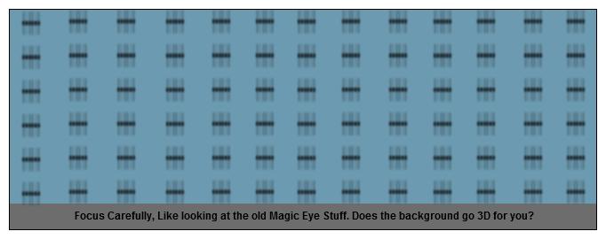 Magic Eye Trick