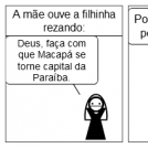 Filhinha Rezando