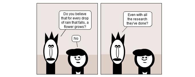 Raining Consensus