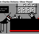 Little-known tales from Dickens: Oliver Pissed