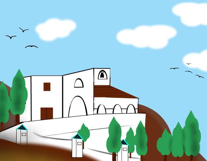 Ermita de Santa Llúcia.
