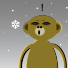 Metaphor Contest: Brass Monkey Weather
