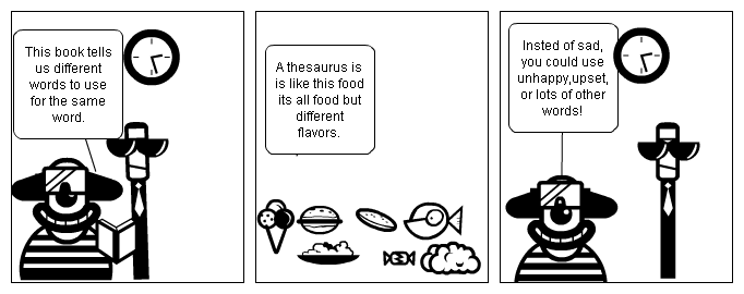 The thesaurus for Cuisine thesaurus