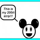 200th strip