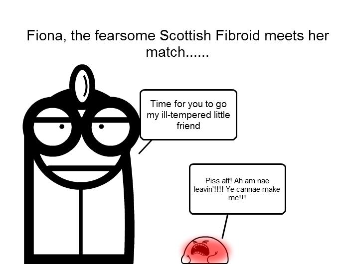 Fiona meets her match