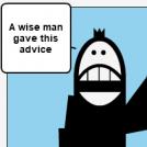 Advise