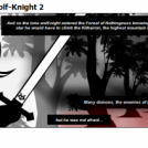Journey for a Star: Wolf-Knight 2