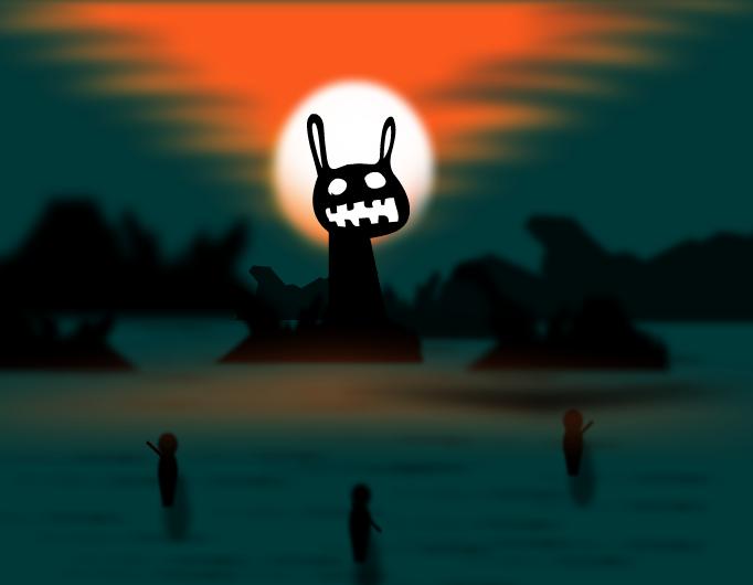 Yuge Bunny Island