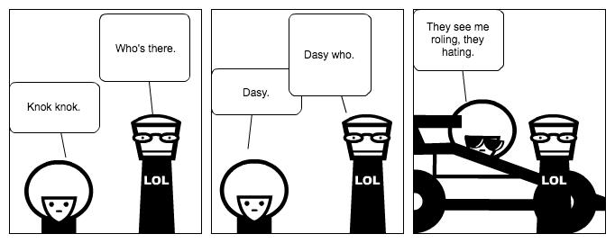 Dasy Knock Knock