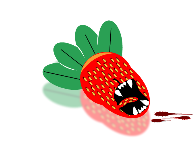 Tiger Strawberry