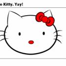 Hello Kitty. Yay!