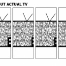 A FEW WORDS ABOUT ACTUAL TV