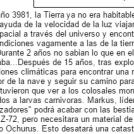 """""""El Genocidio de una Especie"""""""