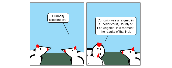 The Curious Case