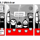 Au bistrot ovnien 13 / Ufo's b ar