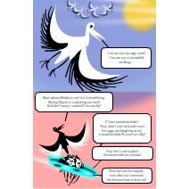 Storks & Extraterrestials!