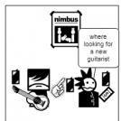 Jammed Guitarist