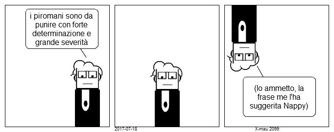 (2099) piromani