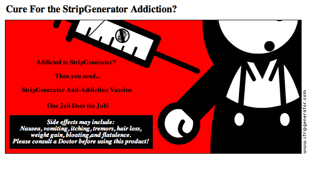 Cure For the StripGenerator Addiction?