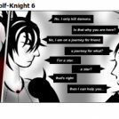 Journey for a Star: Wolf-Knight 6