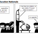 Brainstorming à l'Education Nationale
