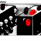 Insectos y esqueletos