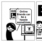 Internet Friends: The Paradox