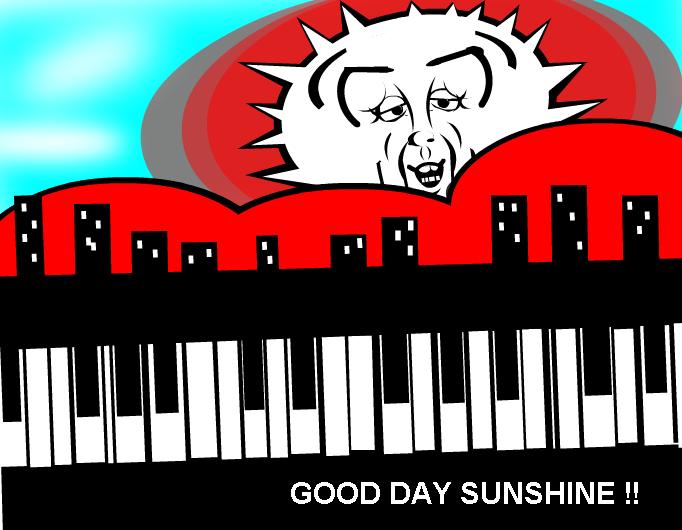 Good Day Sunshine Dailymotion : Stripgenerator good day sunshine
