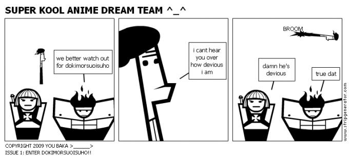 SUPER KOOL ANIME DREAM TEAM ^_^