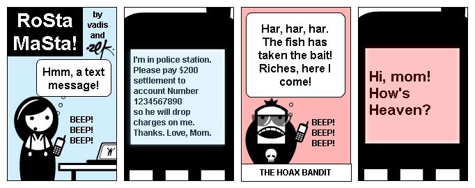 RoSta MaSta 8: The Hoax!