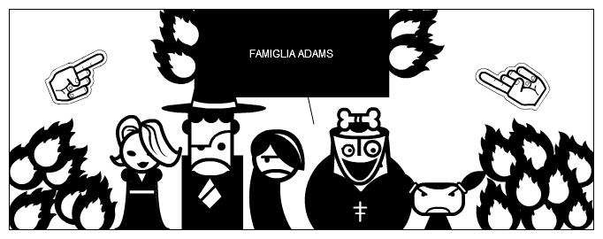 FAMIGLIA ADAMS