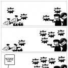 Refriega de gallinas
