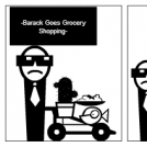 The President Goes Shopping Ep.2