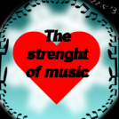 The Strenght of music cover