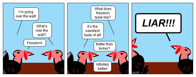 Poultry Revolt...-ry