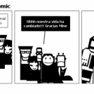 Minerva hace un comic