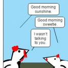 Morning Pleasantries